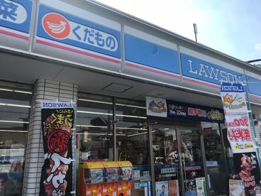 ローソン 高槻北柳川店の画像1