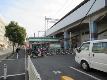 ファミリーマート八戸ノ里駅東店の画像1