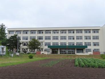 北見市立高栄中学校の画像1