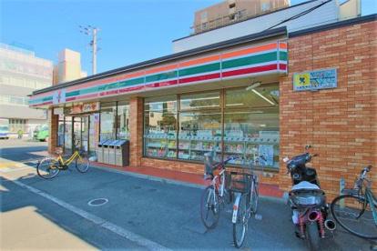 セブン-イレブン東大阪長田西4丁目店の画像1