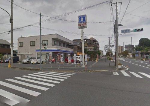 ローソン 新井宿駅前店の画像