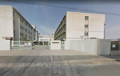 枚方市立長尾西中学校の画像1