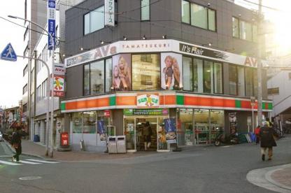 サンクス 玉造駅前店の画像1