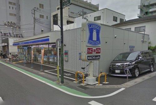 ローソン 草加氷川店の画像