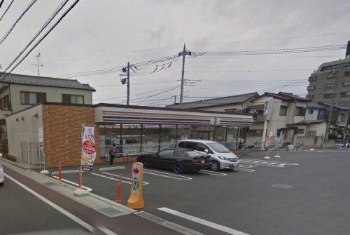 セブン-イレブン草加氷川町南店の画像