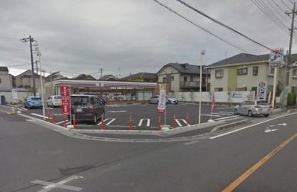 セブン-イレブン 草加氷川町西店の画像1