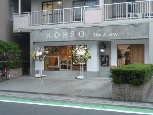 ロッソ ヘアアンドスパ 草加店(ROSSO Hair&SPA)の画像