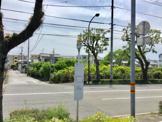 西比島バス停