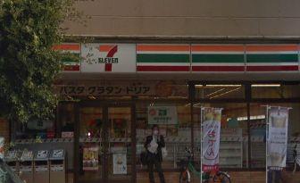 セブン-イレブン 新宿岩戸町店の画像1