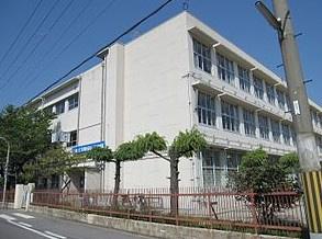 三国丘中学校の画像1