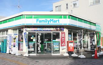 ファミリーマートかわぐち飯塚店の画像