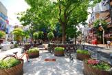 アメリカ村 三角公園