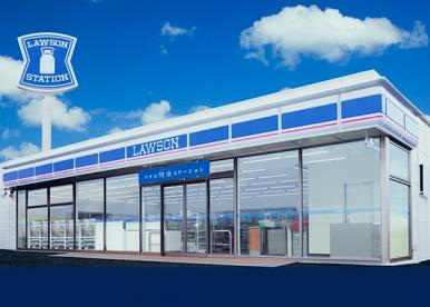 ローソン 徳島上八万町店の画像1