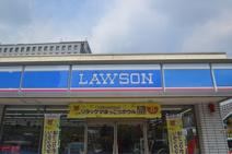 ローソン 六甲道駅前