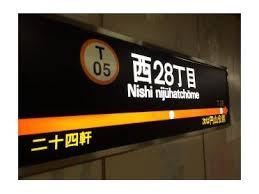西28丁目駅の画像2