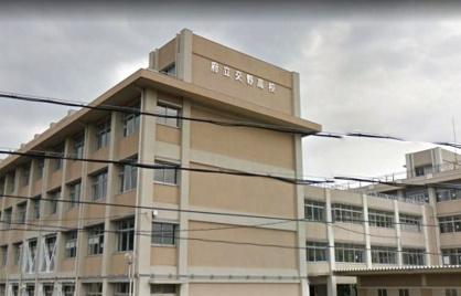 大阪府立交野高等学校の画像1