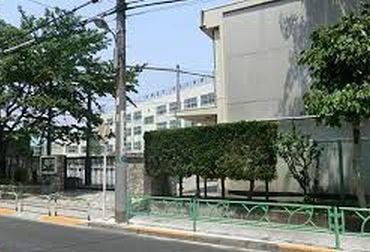 (閉校)中野区立向台小学校の画像