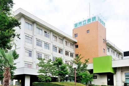 蕨市立病院の画像1