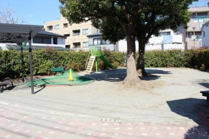東矢口1丁目児童公園の画像1