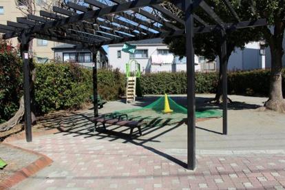 東矢口1丁目児童公園の画像3