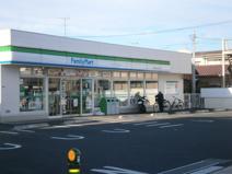 ファミリーマート船橋三山七丁目店