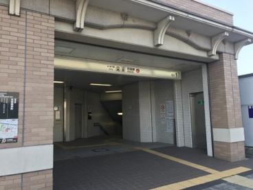 石田駅の画像1