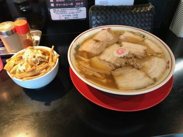 肉煮干し中華そば さいころ 中野本店の画像2