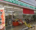 ローソンストア100 西区京町堀店