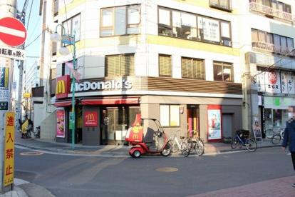 マクドナルド 下丸子店の画像2
