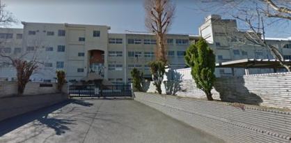 川越市立初雁中学校の画像1