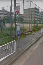西明石南町 バス停の画像1