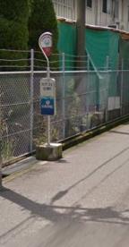 カゲユ池古墳 バス停の画像1