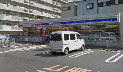 ローソン平野瓜破東一丁目店の画像1