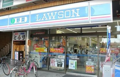 ローソン 千葉幕張本郷駅前店の画像1