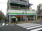 ファミリーマート台東松が谷