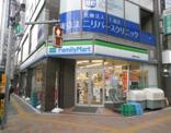 ファミリーマート上野駅入谷口店