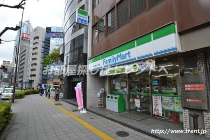 ファミリーマート サンズ西新宿三丁目店の画像1