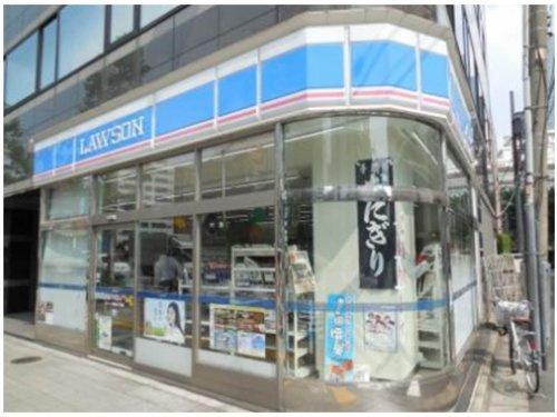 ローソン築地3丁目店の画像