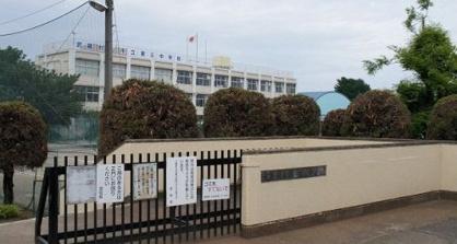 武蔵村山市立第三中学校の画像1