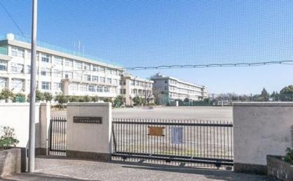 武蔵村山市立小中一貫校大南学園第四中学校の画像1