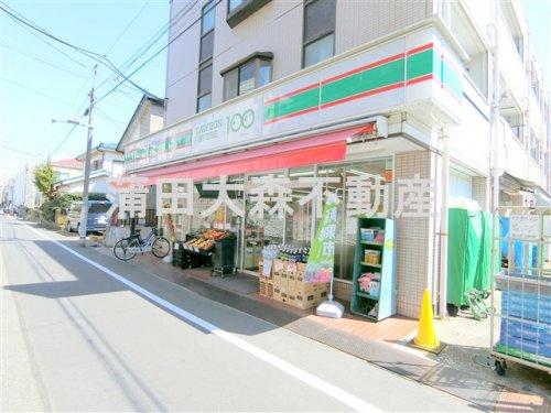 ローソンストア100 武蔵新田店の画像