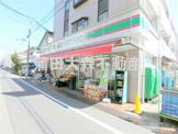 ローソンストア100 武蔵新田店