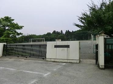 青梅市立吹上中学校の画像1