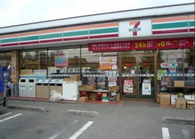 セブン-イレブンあきる野増戸店の画像1