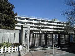 調布市立 第一小学校の画像1