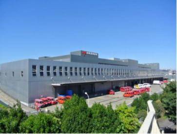 川崎港郵便局の画像1