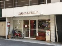 appears hair