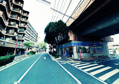 ローソン 高宮駅南店の画像1