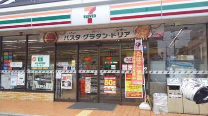 セブン-イレブン大阪木川西淀川通店の画像1