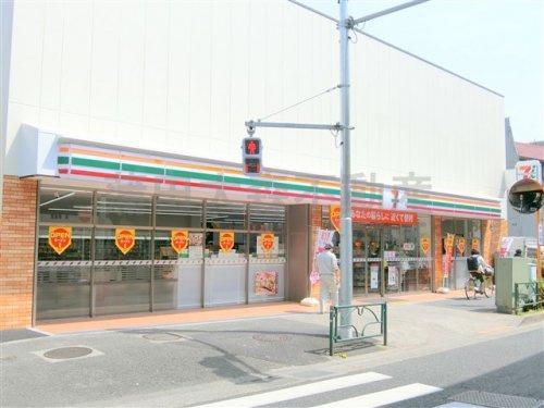 セブン-イレブン 大田区山王春日橋店の画像